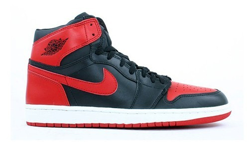 clvssicgenerationx:  | Air Jordan 1 Bred |