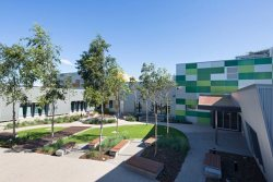 "landscapearchitecture:  Gold Coast hospital and bush lodges win top local Architecture awards Gold Coast University Hospital Mental Health Unit by PDT, STH and HASSELL (Joint venture) received a Regional Commendation and the Building of the Year Award. ""A thoroughly engaging and considered response to an overwhelmingly complex program, that sets new benchmarks in healthcare and user needs,"" the jury commented. (via Gold Coast hospital and bush lodges win top local Architecture awards 