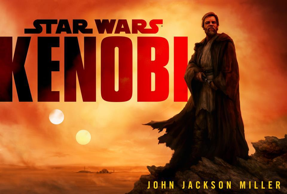 "John Jackson Miller's Kenobi has a release date: September 24. The book, announced at NYCC, will feature Obi-wan in the years between Revenge of the Sith and A New Hope.  Miller has described it as ""part epic western, part high-stakes drama, part romance."""