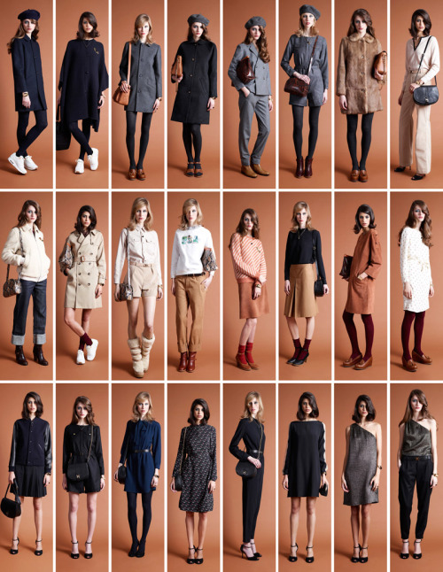 APC, fall/winter 2013  uh hell yes