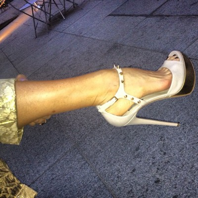 #Sunday in #NYC, @Ruthie_Davis Style…