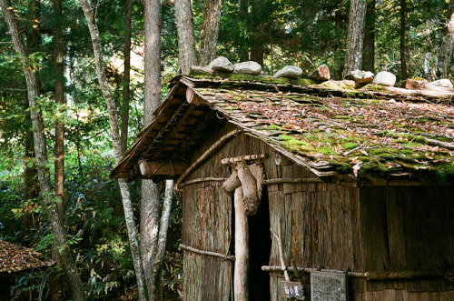 Woodcutter's Hut by mlisowsk on Flickr.