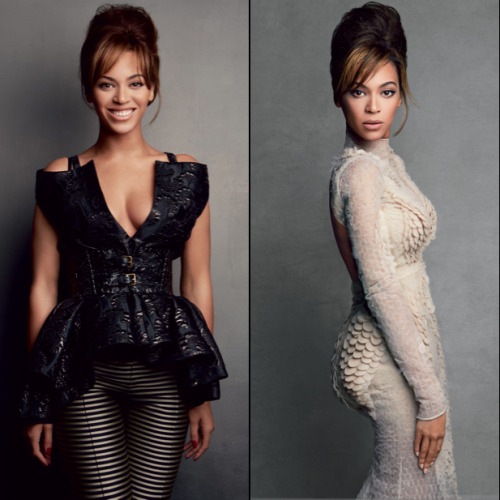 respectyourselfb:  Beyonce Vogue March Spread… All this press and no new music out yet…go Head B! ~liz