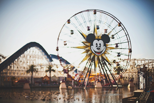greekg0ds:  California Adventure by jazzylolo