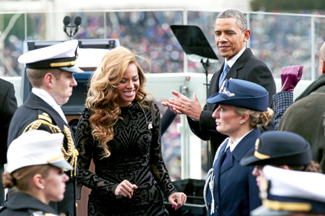 Obama Urged to Resign Over Beyonce Scandal : The New Yorker