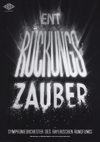 Typeverything.com Poster (12 of 13) from a campaign for the Bavarian Radio Symphony Orchestra by Mirko Borsche.