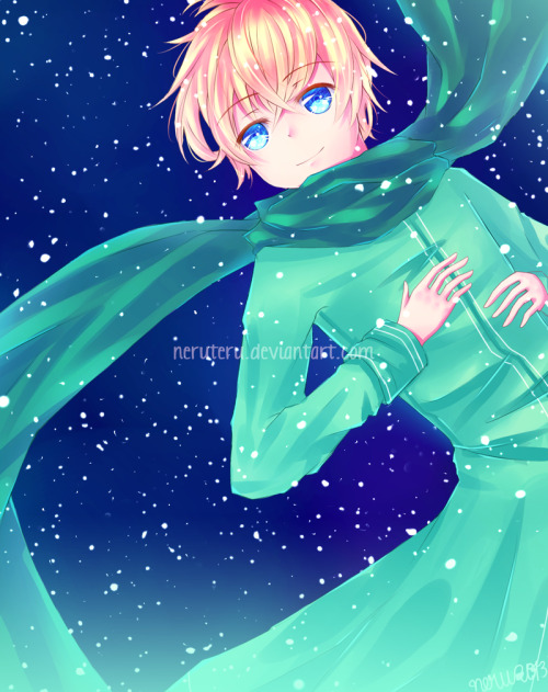 neruteru:  Le Petit Prince by neruteru This is just a simple fanart of him. I've always wanted to draw him. I finally have the time again!