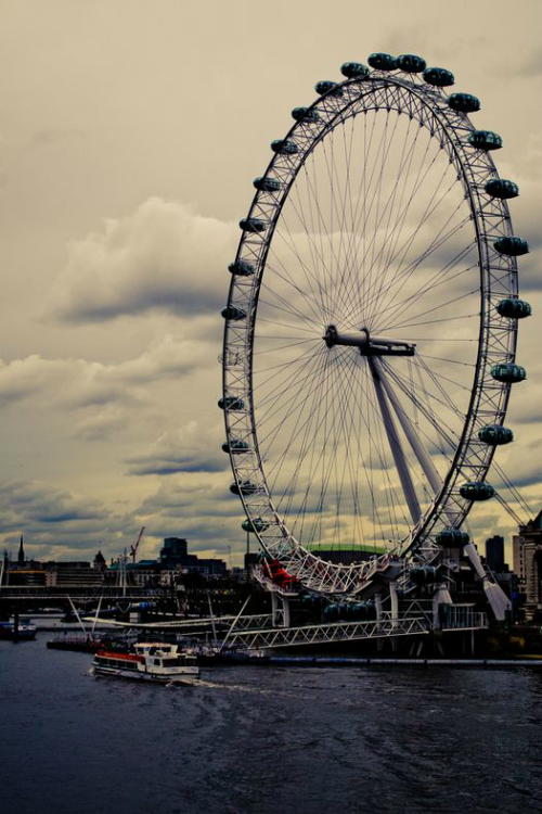 London Eye - By Boris Urumov
