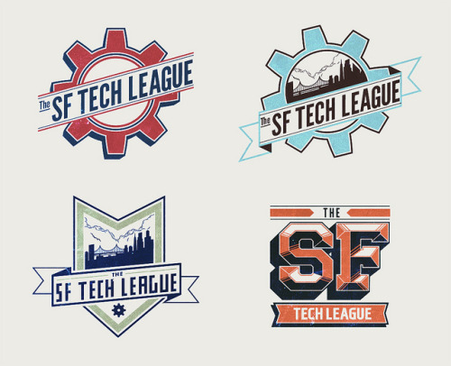 visualgraphic:  The SF Tech League