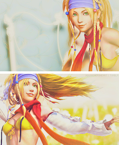 Music + Editing 3 / -- Rikku + Kana Nishino