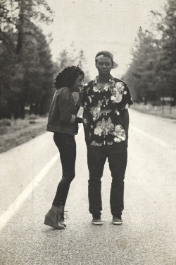 blackfashion:  Tiffany and Donavan, victorville ca Submitted by donavan Photographed by Donavan Johnson Photographs