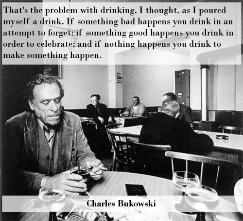 post office, by Charles Bukowski
