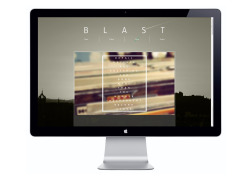 Blast Magazine_ An online lifestyle magazine named Blast. The magazine would focus on one City, bringing the culture, music and fashion of the selected City to life. In this case Edinburgh.