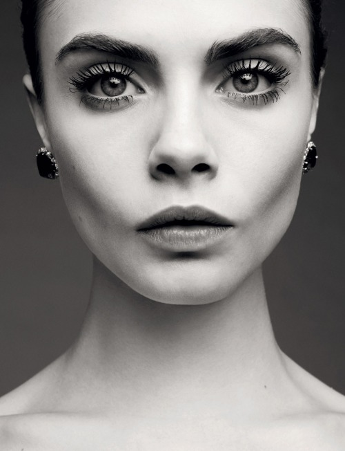 voguelovesme:  Cara Delevingne by Solve Sundsbo for Love, Spring 2013