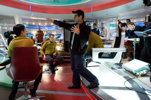 J.J. Abrams discusses 'odd' Star Trek Into Darkness title In Total Film magazine issue 206 - out now, and available for just £1.99 on your iPad - we discuss one of the summer's biggest sequel's with J.J. Abrams and his Starship Enterprise crew.But, to whet you're appetite a little, here's a snippet of the feature in which J.J. Abrams addresses Star Trek 2's 'odd' title…