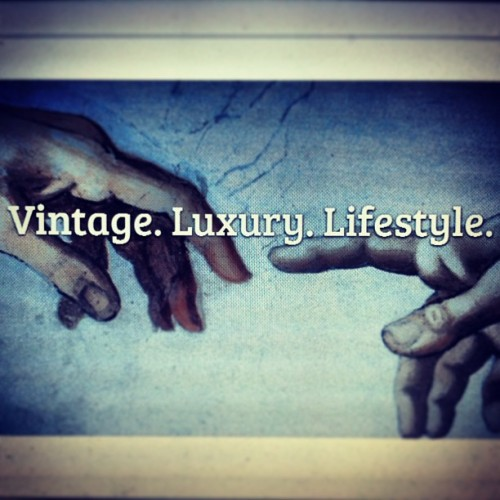 We up…#vintage #luxury #lifestyle #feelcunning.com