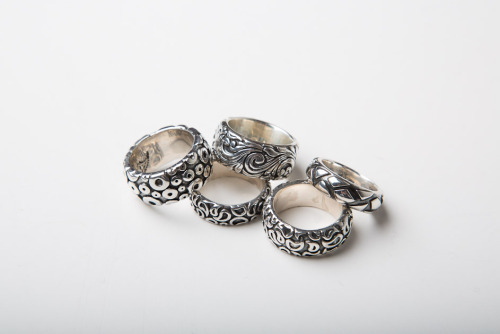 A Sukhmani Signature Design ring could be just what you & your special someone are looking for. Custom designs, too!