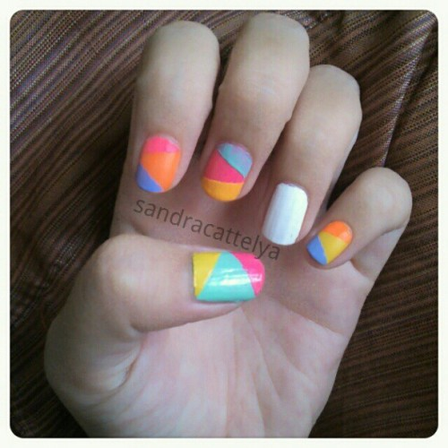 #nails #nailart #pastel #colour #soft #diy #guiltypleasure
