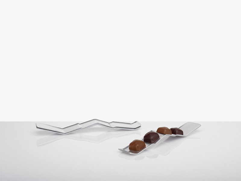Horizon plate for Maison Cailler, ECAL project