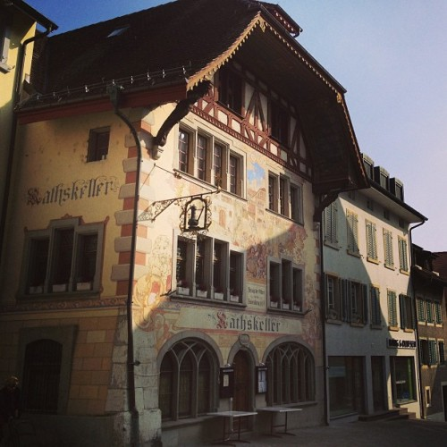 The Rathskeller, Olten, Switzerland