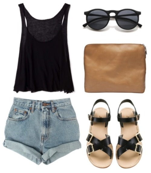 s-un-rise:  perf outfit - especially the shorts ugh so jealous
