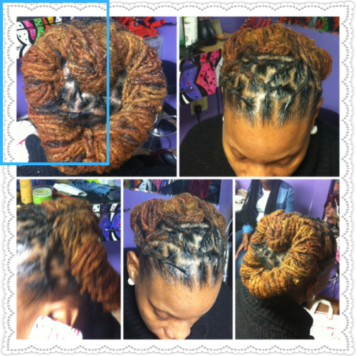 So Royal Palace, Located in Brooklyn, New York, we specialize in locs and natural hair. We especially appreciate this blog, as a friendly reminder of the beauty within our culture. We are fairly new to tumblr !