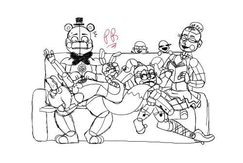 It's just a photo of Vibrant Fnaf Sister Location Coloring Pages