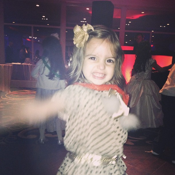 #omg #kids #rave #🇮🇹🇮🇹 Mia is a DOLL (at Great Oaks Country Club)