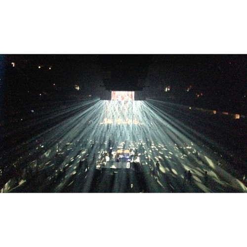 Mystery Jets #16x9fordays  (at Scotiabank Saddledome)
