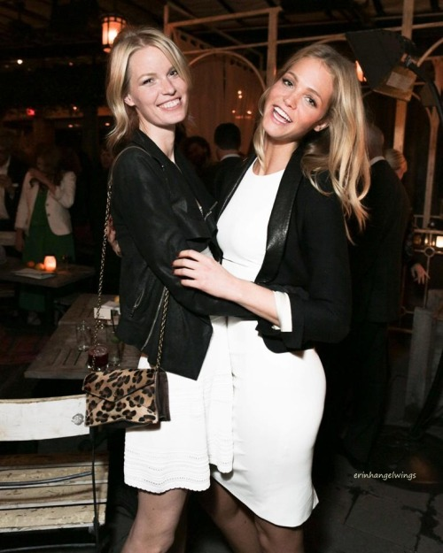 erinheathertonangelwings:  Erin & Caroline Winberg - Last Night - May 2, 2013