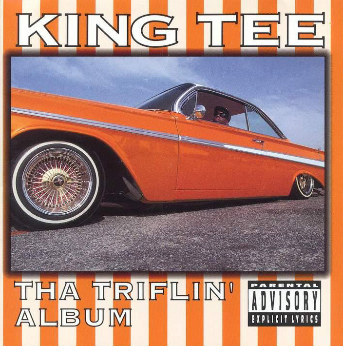 20 YEARS AGO TODAY |1/26/93| King Tee released his third album, Tha Triflin' Album, on Capitol Records.