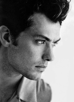 judelawiloveu:  Jude Law