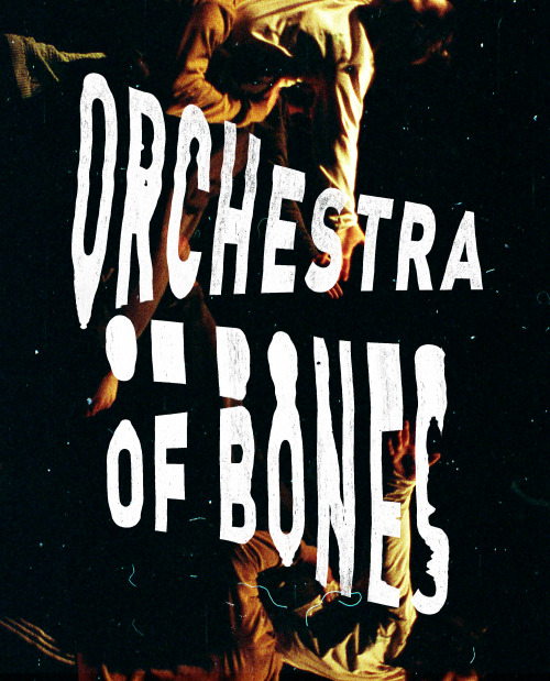 Orchestra of Bones / New work sample  Rights to all images reserved.  Joshua Hughes-Games 2013
