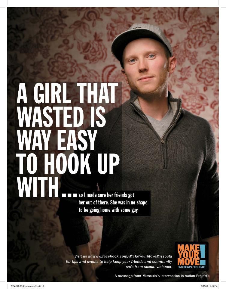 whes:  Make Your Move! End Sexual Violence