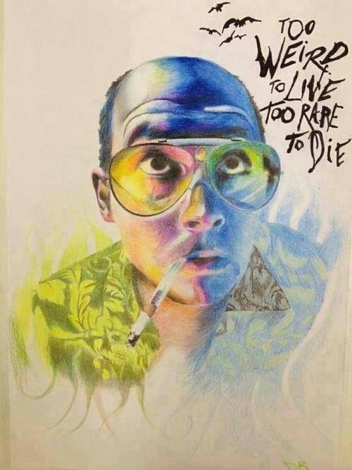 Fear And Loathing In Las Vegas. <3