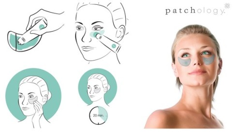 "Examiner.com - Patchology: Fight Wrinkles As You Sleep (as I do!) ""Sometimes my skin rages against me so much, that there is just not enough time in the day to help it recover. Thankfully I have have a full 8 hours to dedicate to repair along with the Patchology Energizing Eye Patch Kit. Read More"