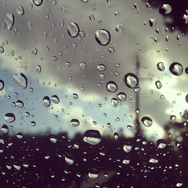 #waterdrops #rain #drive #lookingglass