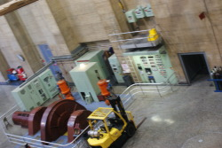 psychologistmimi:  Photo: Inside the Hoover Dam in Nevada www.psychologistmimi.com