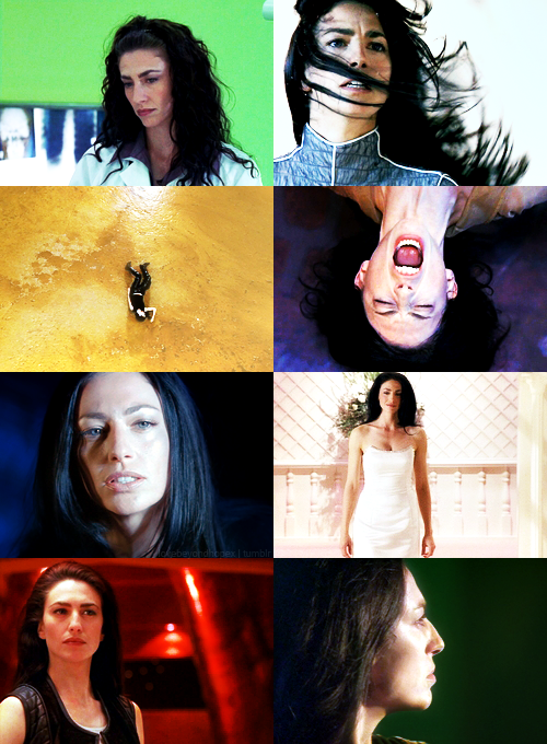 screencap meme: aeryn sun + colours abound