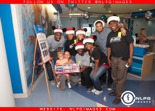 "Redline Media Group, WEDR Staff, J. Peguero spread holiday love at Joe DiMaggio Children's Hospital @99jamzWEDR - View more photos here #NLPG #WEDR #99jamz  NLPGimages.com ""We're Everywhere You're Not"" Follow us on Instagram - @NLPGimages Follow us on Twitter - @NLPGimages"