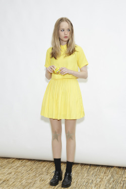 thewhitepepper:  THE WHITEPEPPER Summer Collection 2013 - Our yellow set available here and here!