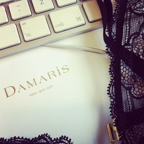 at Damaris HQ