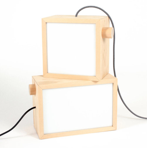 spoony:  LM Magnetic Light Box by Domaas/Høgh - Design Milk
