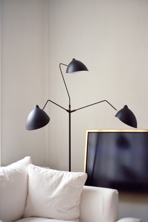 Mouille lamp, New York