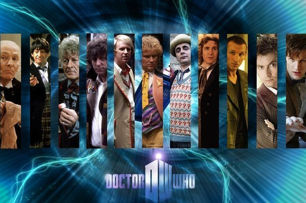 Doctor Who 50th Anniversary Script Has ALL Eleven Doctors . . . #Doctor Who #coolstuff #geek #MoviesandShows  #trek #twentytens