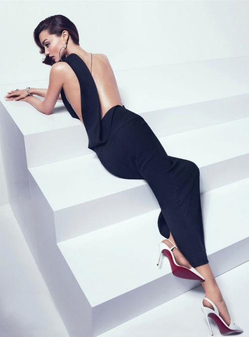 miranda kerr by miguel reveriego for vogue au