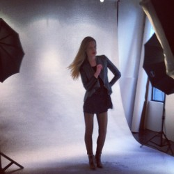 Werk #photoshoot #model #thursday #fashion #nyc #fall13