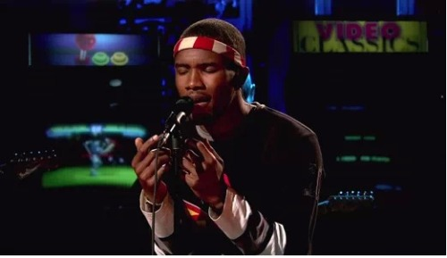 Oops. Frank Ocean was pulled over for pot possession… Frank Ocean made waves in 2012 when he announced he was gay, but it looks like he's having a rough start to 2013. Click the pic for all the info.