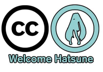 "Miku Joins The Creative Commons Community - Article  ""For Creators"" English Page - w/ Q/A: Subject to the terms and conditions of ""Creative Commons - Attribution-NonCommercial, 3.0 Unported"" (""CC BY-NC""), Crypton Future Media Inc. (Crypton) grants you a license to copy, adapt, distribute and transmit illustrations of Hatsune Miku, Kagamine Rin, Kagamine Len, Megurine Luka, MEIKO and KAITO (collectively, the ""Characters"") for non-commercial use.  Crypton has officially registered Hatsune Miku and their other Vocaloid characters with a Creative Commons program.  For those of you who don't know what Creative Commons is, it's basically a copyright program for artists. Artists and companies register their works under the Creative Commons program in order to regulate how people are allowed to use their works.  What's the big deal? Oh, there's a lot to talk about.  This is a game-changing move. Here are the major discussion points on the For Creators site: You can NOT profit from any widely-distributed works containing Crypton characters.  You can NOT upload your Vocaloid works onto Youtube: The Characters are licensed under CC BY-NC (which does not allow commercial use). But the only CC license currently available under YouTube is CC-Attribution (CC-BY), which allows commercial use. Therefore, unfortunately, any video clip of yours that contains any of the Characters cannot be uploaded on YouTube with a CC-BY license.In other words, if you put your work on YouTube, you are assuming that you may eventually profit from it (i.e. ad revenue). Therefore, it violates the Crypton copyright. (Trying to centralize around NND?) Even though images of Miku may be created, you may NOT redistribute others' images of Miku, unless their work's copyright permits it. Even with this, they recommend that you put the artist's name accompanying the work.  Prior guidelines by Crypton are still in place! You have to use your best judgement in figuring out how you're going to use others' works.  Here's what Hiroyuki Itoh, CEO of Crypton, says about the changes:    The creative culture using Hatsune Miku and related community will spread worldwide by applying a CC license to the illustration of Hatsune Miku. I hope that this encourages cross-border collaborations among creators and enables them to deepen their understanding of each other's culture and respect to creators through their works and creation.    So no matter what you do with Miku, I hope our community works together to find a way to spread the creativity and respect each other under the revised guidelines!"