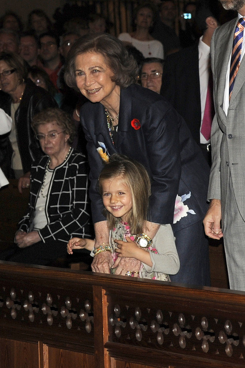 spanish royal family infanta leonor queen sofia Reina Sofía yoursweetremedy